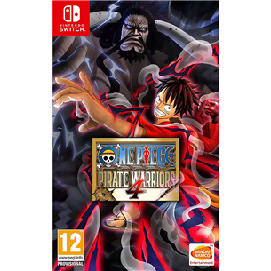 Switch mäng One Piece: Pirate Warrriors 4 3391892007473