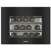 Built-in wine cooler Miele (capacity: 18 bottles)
