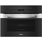 Built-in compact oven Miele (microwave function)
