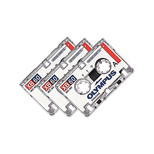 Micro cassette 3 pack XB 60NP3