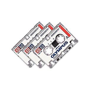 Микрокассета Olympus 60 мин (3 шт)