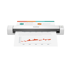 Scanner Brother DS-640 DS640TK1
