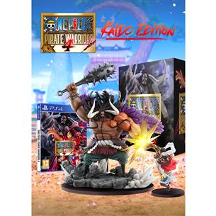 PS4 mäng One Piece: Pirate Warrriors 4 Kaido Edition