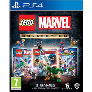 PS4 mäng LEGO Marvel Collection