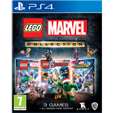 PS4 game LEGO Marvel Collection