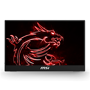 15,6'' Full HD LED IPS-monitor MSI