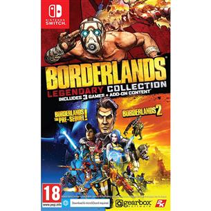 Switch game Borderlands: Legendary Collection SWBORDERLANDS