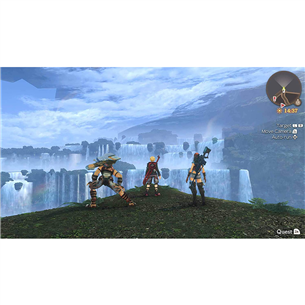 Switch mäng Xenoblade Chronicles: Definitive Edition