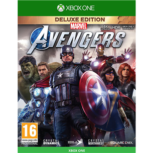 Xbox One / Series X/S mäng Marvel's Avengers: Deluxe Edition 5021290085213