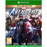 Xbox One game Marvels Avengers: Deluxe Edition