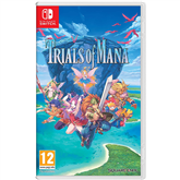 Switch game Trials of Mana