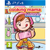 PS4 mäng Cooking Mama: Cookstar (eeltellimisel)