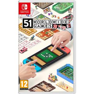 Switch mängud 51 Worldwide Games