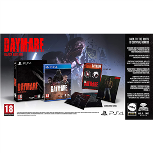 PS4 mäng Daymare: 1998 Black Edition