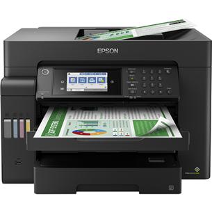 Многофункциональный цветной струйный принтер Epson L15150 C11CH72402
