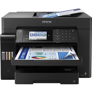 Многофункциональный цветной струйный принтер Epson L15160 C11CH71402