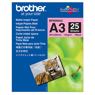 Fotopaber Brother BP60MA3 A3 (25 tk)