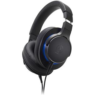 Kõrvaklapid Audio Technica MSR7 ATH-MSR7BBK