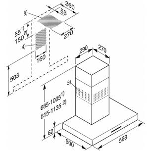 Õhupuhasti Miele (650 m³/h)