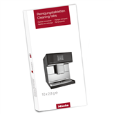 Cleaning tablets for espresso machine Miele