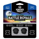 PS4 mängupuldi silikoonnupud KontrolFreek Battle Royale: Nightfall
