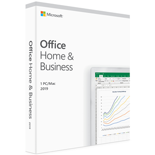Microsoft Office Home & Business 2019 (EST) T5D-03309