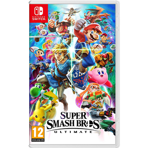 Switch mäng Super Smash Bros. Ultimate