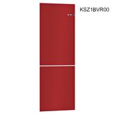 Külmik Bosch vahetatava värviga esiosaga (203 cm)