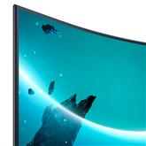 24 nõgus Full HD LED VA-monitor Samsung T55