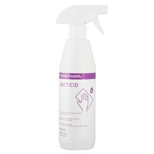 Disinfectant Chemi-Pharm 500 ml BACTICID500
