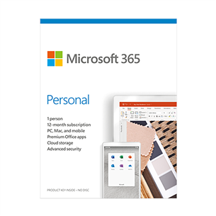 Microsoft Office 365 Personal 2020 (ENG) QQ2-00989