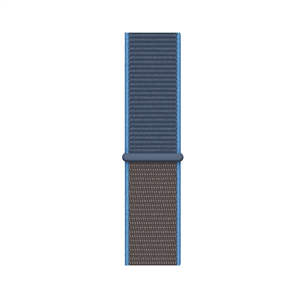 Vahetusrihm Apple Watch Surf Blue sport loop 44 mm