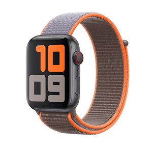 Vahetusrihm Apple Watch Vitamin C sport loop 44 mm