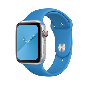 Сменный ремешок Apple Watch Surf Blue Sport Loop - Regular 44 мм