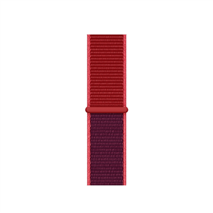 Vahetusrihm Apple Watch (PRODUCT)RED sport loop 40mm