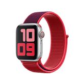 Vahetusrihm Apple Watch (PRODUCT)RED sport loop 40 mm