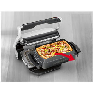 Snacking and baking accessory for Tefal Optigrill XL