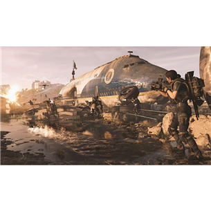 Xbox One game Tom Clancys: The Division 2