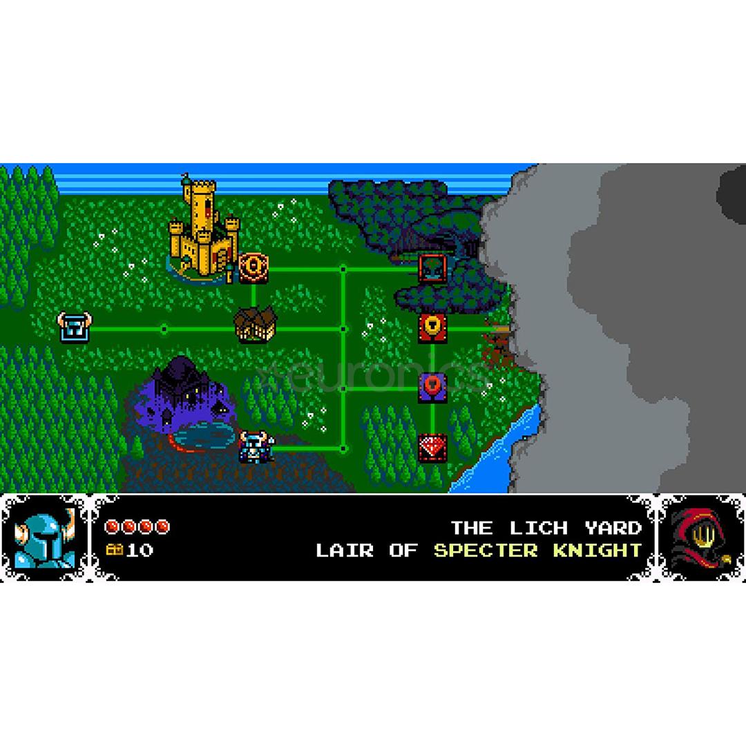 Xbox One game Shovel Knight: Treasure Trove