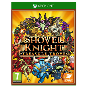 Xbox One game Shovel Knight: Treasure Trove 5060146467063
