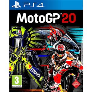 PS4 mäng MotoGP 20