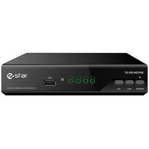 TV set-top box eStar T2 tuuner DVBT2535HD
