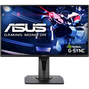 25'' Full HD LED TN-монитор Asus