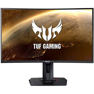 27'' nõgus WQHD LED VA monitor ASUS TUF Gaming