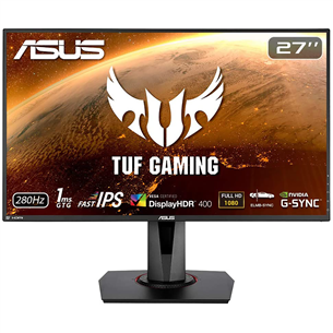 27'' Full HD LED IPS-монитор ASUS TUF Gaming
