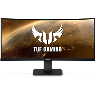35'' nõgus WQHD LED VA monitor ASUS TUF Gaming