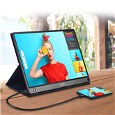 15,6 kaasaskantav Full HD LED IPS monitor Asus ZenScreen