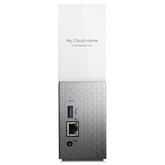 External hard drive Western Digital My Cloud Home NAS (6 TB)