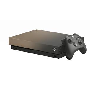 Gaming console Microsoft Xbox One X (1 TB)