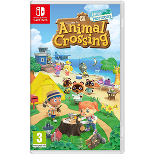 Игра Animal Crossing: New Horizons для Nintendo Switch 045496426071